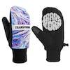 Transform The Brage Richenberg Mitt Snow Gloves - Tiedye