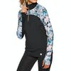 Top deportivo Mujer Roxy Snow Piercer - Bachelor Button Water Of Love