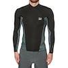 Wetsuit Jacket Billabong Absolute Comp 2mm 2019 - Grey Heather
