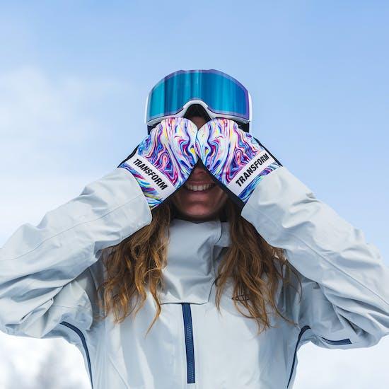 Guantes de esquí Transform The Brage Richenberg Mitt