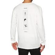Afends Off Beat Long Sleeve T-Shirt