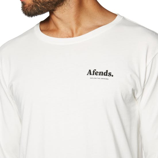 Afends Off Beat Long Sleeve T-Shirt