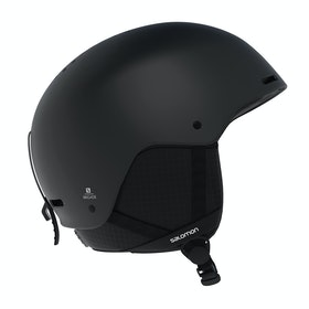 Casco para esquí Salomon Brigade - Black