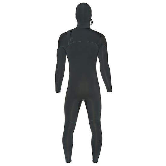 Xcel Comp X 4.5/3.5mm 2019 Chest Zip Hooded Wetsuit
