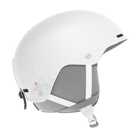 Salomon Spell Womens Ski Helmet - White