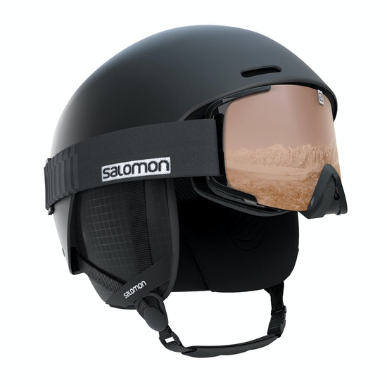 Salomon Brigade Ski Helmet