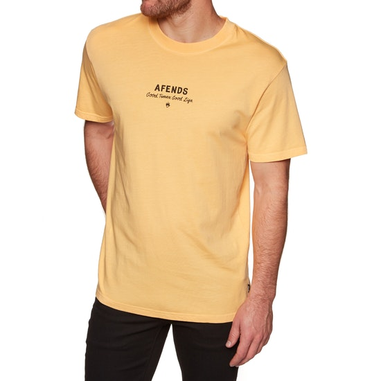 Afends Good Times Short Sleeve T-Shirt