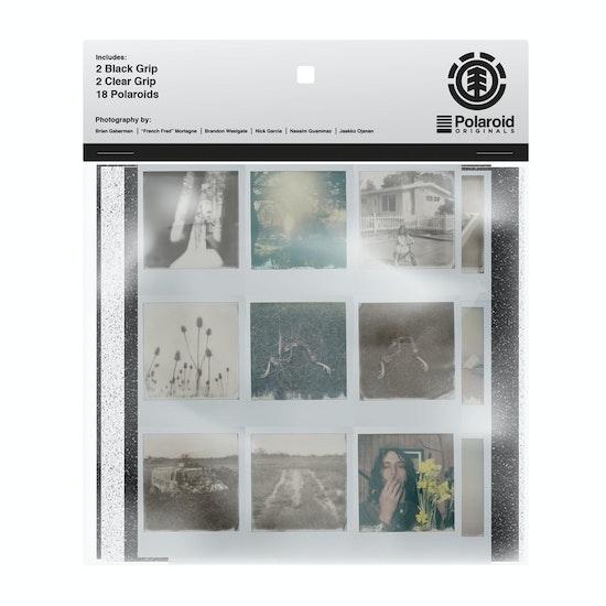 Skateboard Griptape Element Polaroid Grip Pack