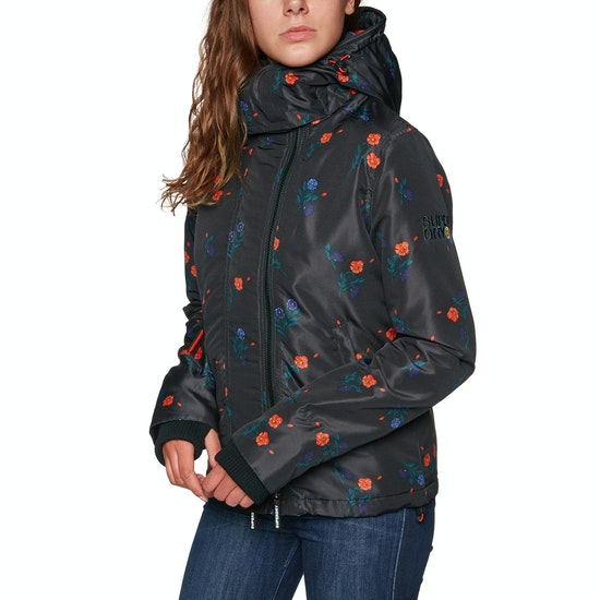 Superdry Cny Hooded Sd Windcheater Womens Jacket
