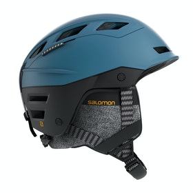 Casco para esquí Salomon QST Charge - Blue/black
