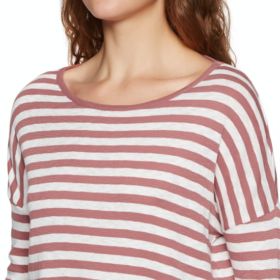 Roxy Curious Direction Ladies Long Sleeve T-Shirt
