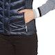 Superdry Luxe Chevron Double Zip Dames Bodywarmer