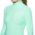 Billabong Logo In Long Sleeve Ladies Rash Vest