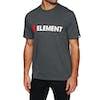 Element Blazin Short Sleeve T-Shirt - Charcoal Heather