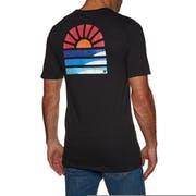 Hurley Core Sunset Short Sleeve T-Shirt