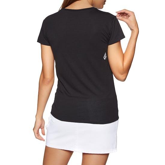 Volcom Easy Babe Rad 2 Ladies Short Sleeve T-Shirt