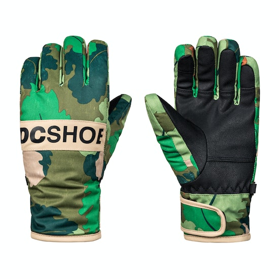 DC Franchise Boys Snow Gloves