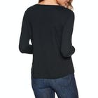 Roxy Red Sunset Ladies Long Sleeve T-Shirt
