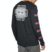 Volcom Black Hole Heavyweight Long Sleeve T-Shirt