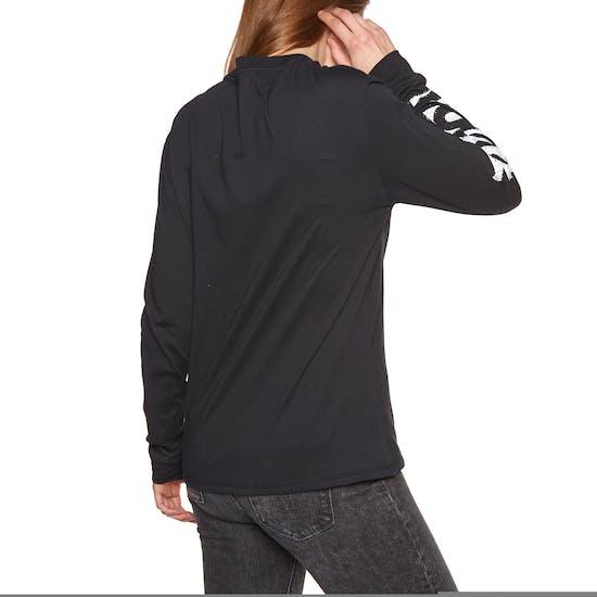 Volcom Simply Stoned Ladies Long Sleeve T-Shirt