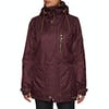 686 Spirit Insulated Womens Snow Jacket - Wine Melange Sublimation