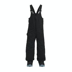 Burton Maven Bib Snowboardbukser - True Black