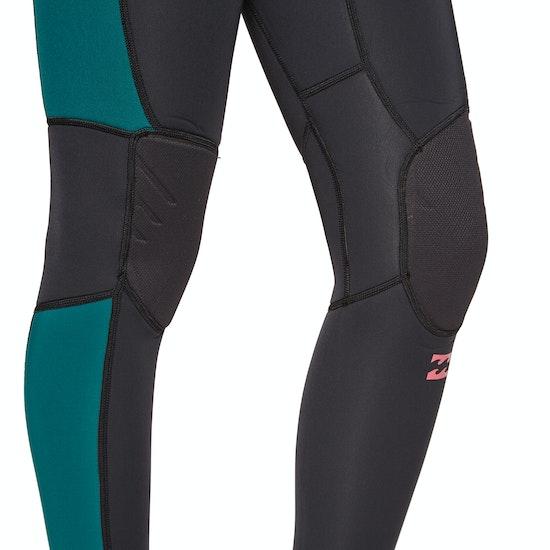Billabong Synergy 3/2mm 2019 Back Zip Womens Wetsuit