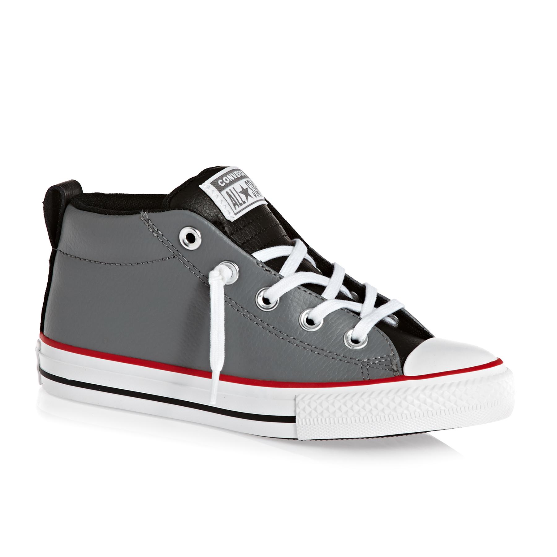 Calzado Niño Converse Chuck Taylor All Star Leather Street