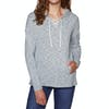 Roxy Discovery Arcade Womens Pullover Hoody - Dress Blue