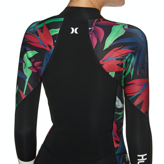 Hurley Advantage Plus Tropics 2mm Chest Zip Wetsuit