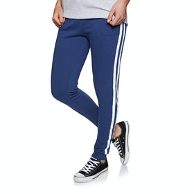 SWELL Harlow Track Walking Pants - Navy