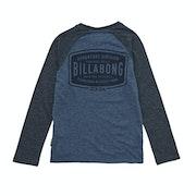 Billabong Lock Boys Long Sleeve T-Shirt