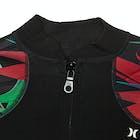 Hurley Advantage Plus Tropics 2mm Chest Zip Wetsuit