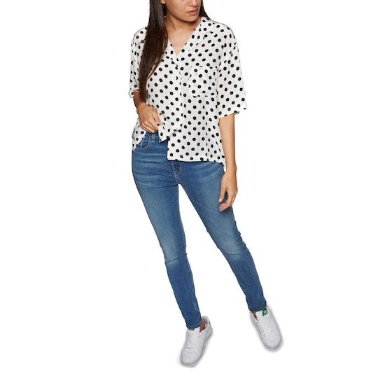 Levi's Meiko Ladies Short Sleeve Shirt