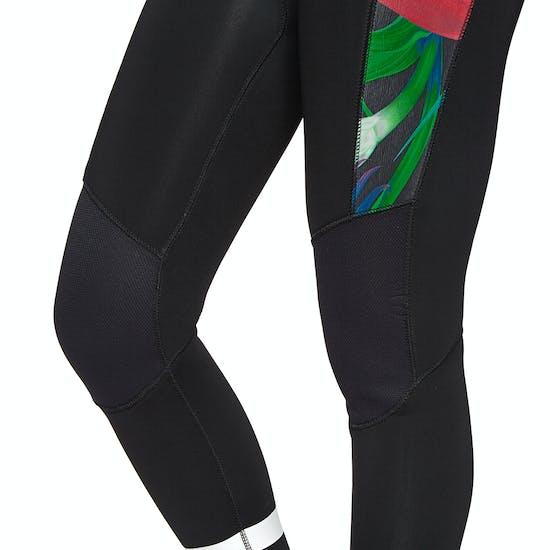 Hurley Advantage Plus Tropics 3/2mm Chest Zip Wetsuit