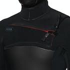 Xcel Drylock 5/4mm 2019 Chest Zip Hooded Wetsuit