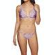 Minkpink Chloe High Apex Triangle Bikini Top