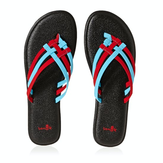Sanuk W Yoga Salty Ladies Sandals