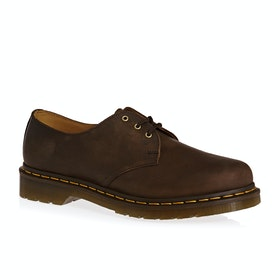 Dr Martens 1461 Crazy Horse Dress Shoes - Gaucho