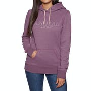 Animal Sketched Womens Pullover Hoody