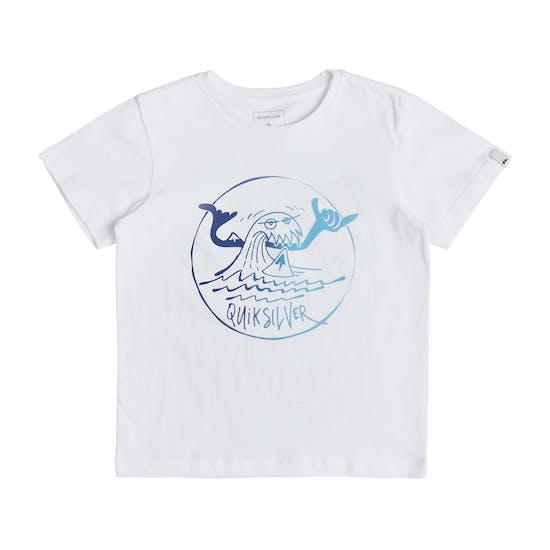 Quiksilver Monster Shakka Boys Short Sleeve T-Shirt
