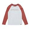 Animal Bert Boys Long Sleeve T-Shirt - Grey Marl