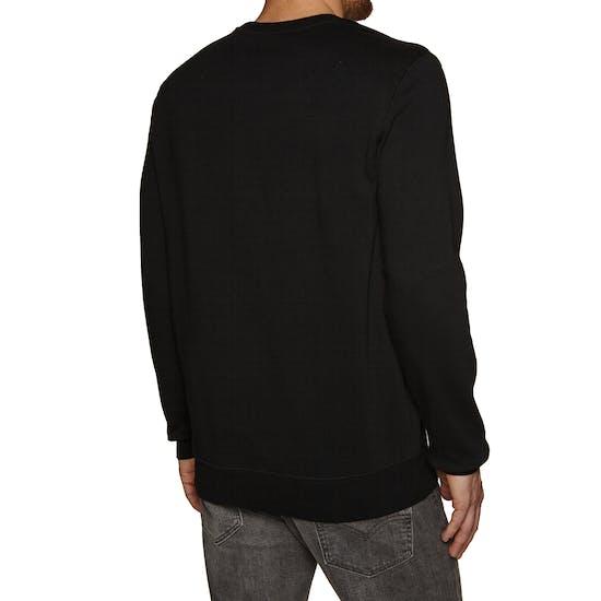Huf Og Logo Crewneck Sweatshirt Sweater