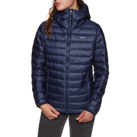 Veste Femme Patagonia Sweater Hooded - Classic Navy