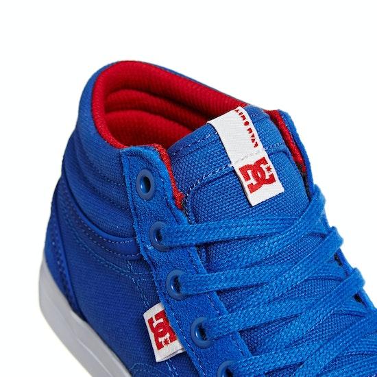 DC Evan Hi Boys Shoes