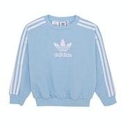 Adidas Originals Culture Clash Crew Kids Sweater