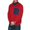 Penfield Mattawa Fleece - Mars Red