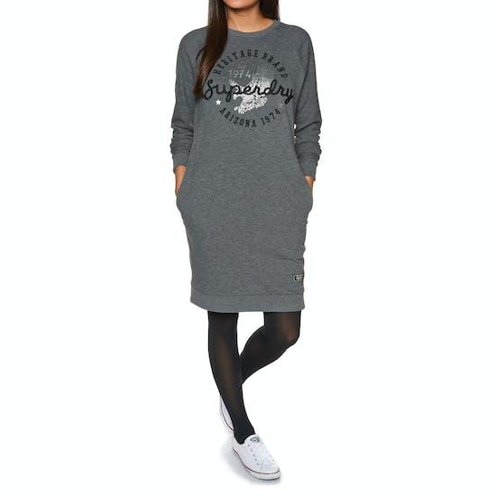 Superdry Taylor Sweat Dress