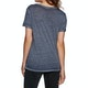 Superdry Burnout Vee Womens Short Sleeve T-Shirt