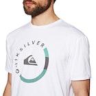 Quiksilver Slab Session Mens Short Sleeve T-Shirt